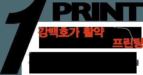 1.PRINT 강백호의 웅자를 인쇄!